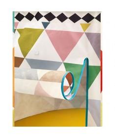 Tente de jeu - Cabane multicolore