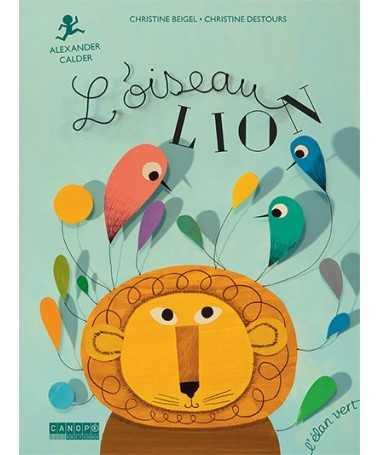 Livre Album - L'oiseau-lion