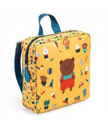 Sac à dos maternelle - Ours