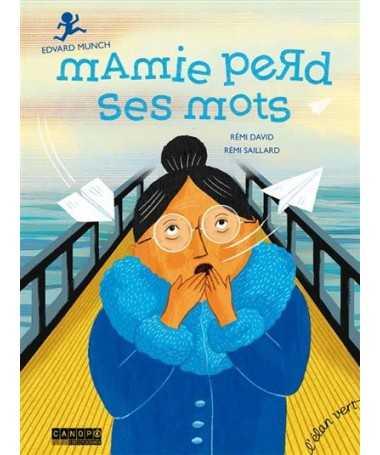 Livre Album - Mamie perd ses mots