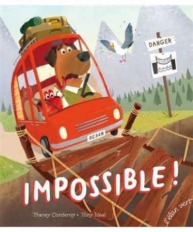 Livre Album - Impossible !