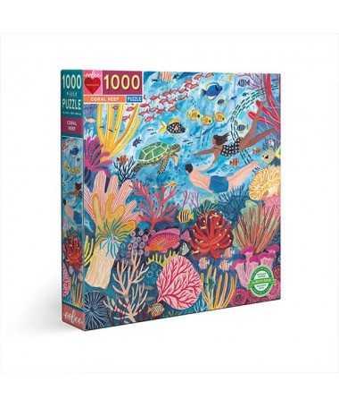 Puzzle - Coral reef (1000 pcs)