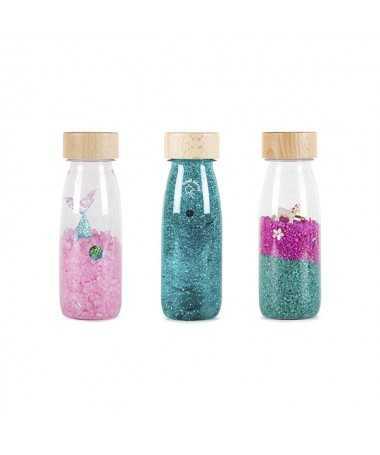 Pack 3 bouteilles sensorielles - Fantasy
