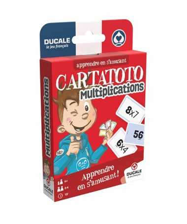 Cartatoto - Multiplication