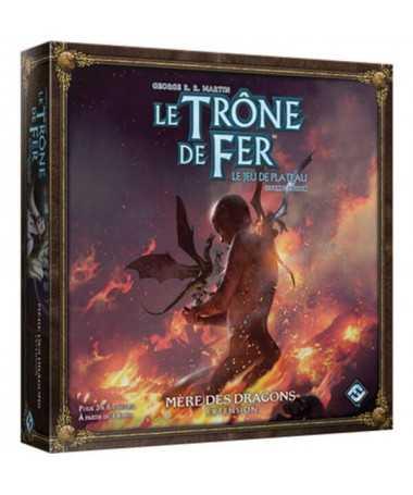 Le Trône de Fer - Jeu de Plateau (2e éd.) ext. Mères des dragons
