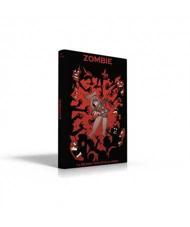 BD dont vous êtes le héros - Zombie