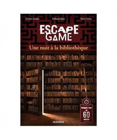 Escape Game - Une nuit à la bibliothèque