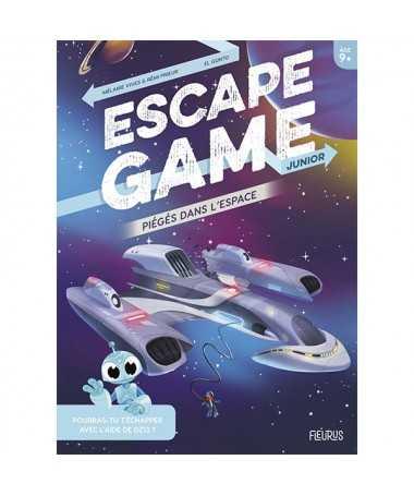 Escape Game Junior - Piégés dans l'espace