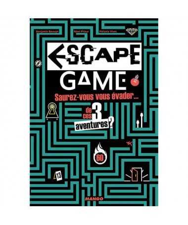 Escape Game - Saurez-vous vous évader...