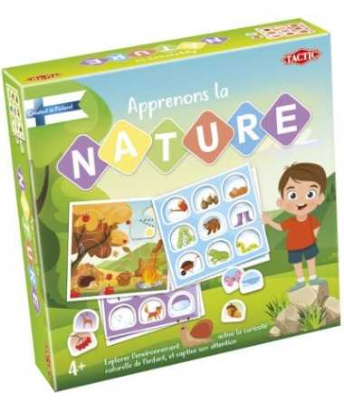 Apprenons la nature
