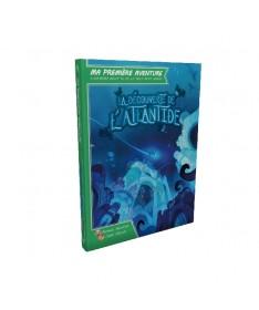 Ma 1ère aventure : Découverte de l'Atlantide