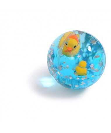 Balle rebondissante - Les petites merveilles