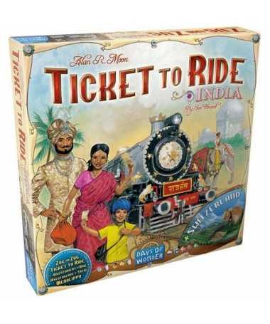 Les Aventuriers du Rail ext. Inde & Suisse