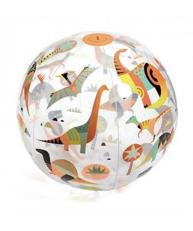 Ballon gonflable - Dino ball Ø 35 cm