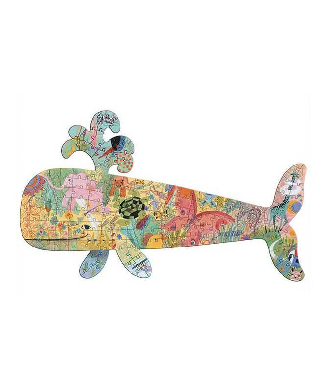 Puzz'art - Whale - FSC (150 pcs)
