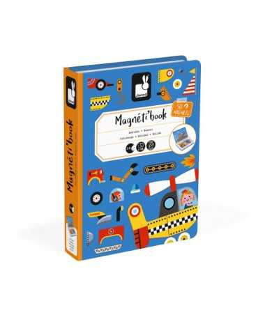 Magneti'book - Bolides (50 magnets)