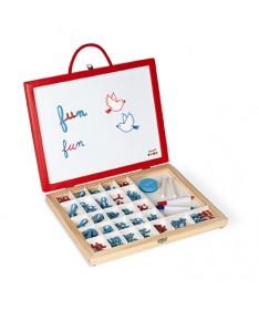 Mallette de Lettres cursives - 4 en 1