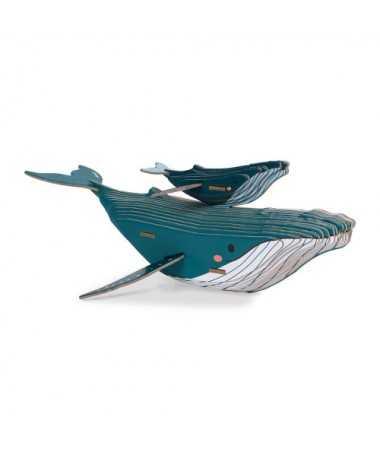 Puzzle Baleine 3D - WWF