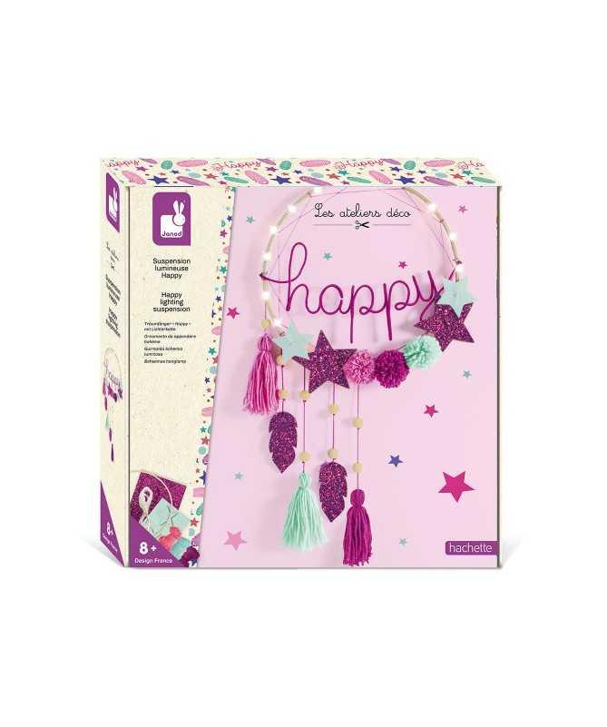 Suspension lumineuse - Happy