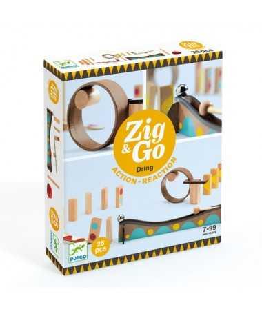 Parcours Zig & Go - Dring 25 pièces