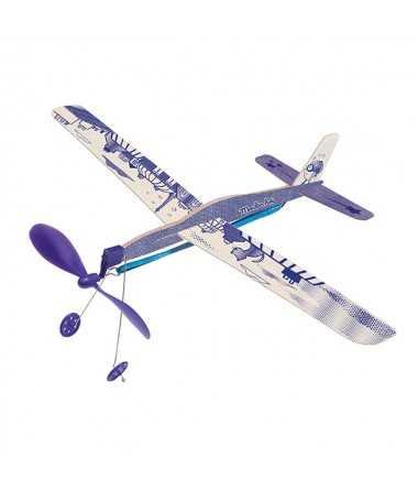 Avion à élastique - Les petites merveilles