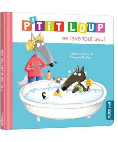 P'tit Loup se lave tout seul