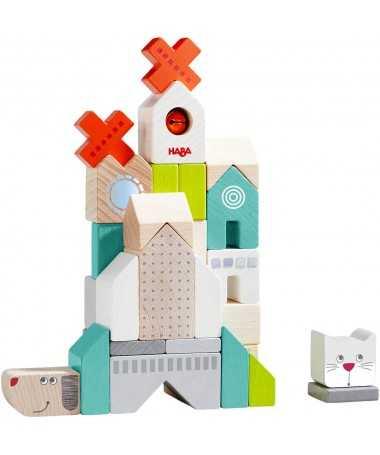 Blocs de constructions - Chien et chat