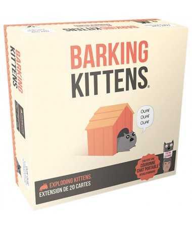 Exploding Kittens ext. Barking Kittens