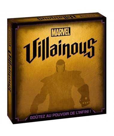 Villainous : Marvel