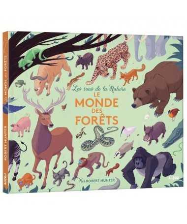 Livre sonore - Le monde des forêts