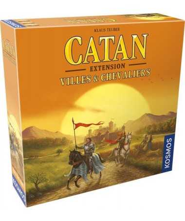 Catan ext. Villes & Chevaliers