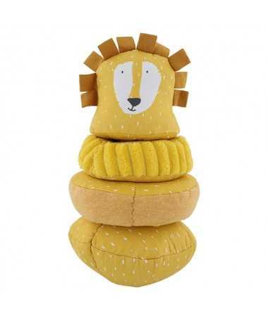 Culbuto en tissu - Mr Lion