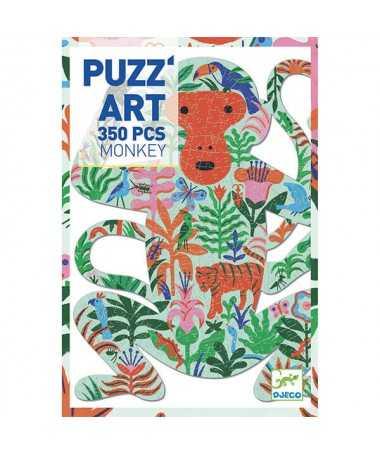 Puzz'art - Monkey (350 pcs)