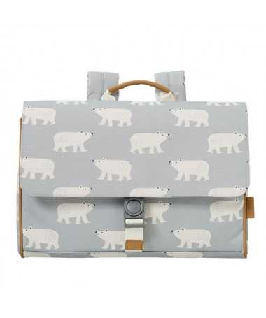 Cartable - Ours Polaire