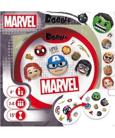 Dobble : Marvel Emoji