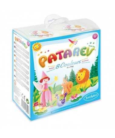 Patarev - Coffret 8 pots 30g