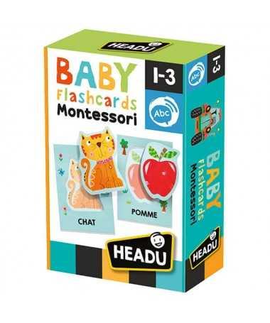 Baby Flash Cards Montessori