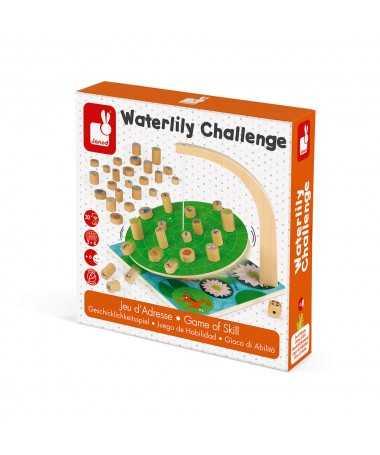 Jeu d'adresse - Waterlily challenge