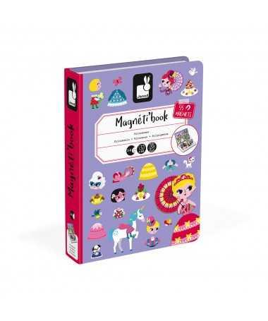Magneti-book - Princesses