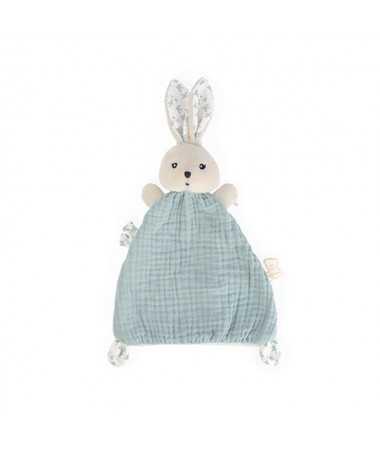 Doudou lapin - Colombe K'DOUX (20cm)