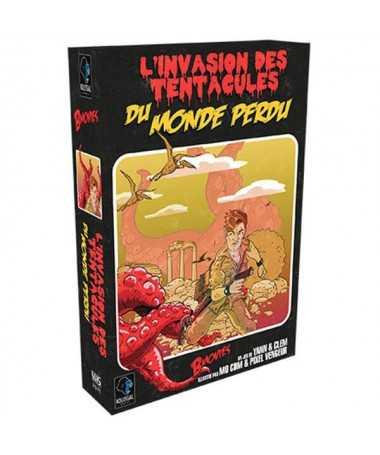 B Movies - L'invasion des tentacules du monde perdu