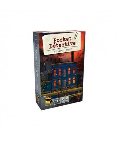 Pocket Détective : Le Temps presse
