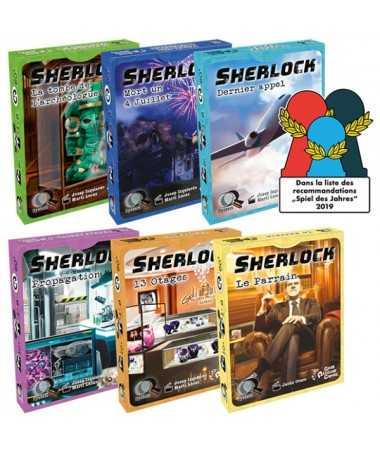 Sherlock Q-System