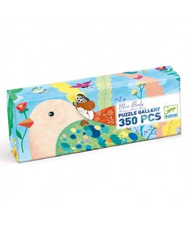 Puzzle Gallery - Miss Birdy (350 pcs)