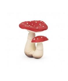 Jouet de dentition et de bain - Spot le champignon