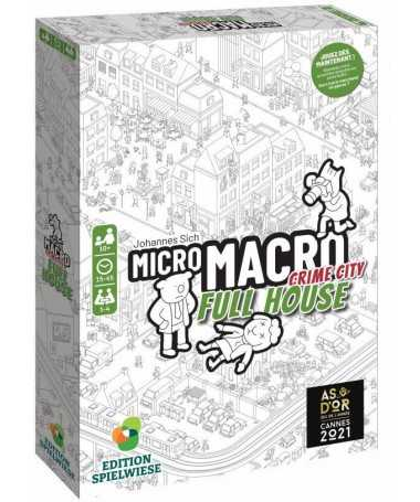 Micro Macro Crime City 2 : Full House