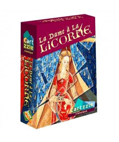 Cartzzle - La Dame à la Licorne