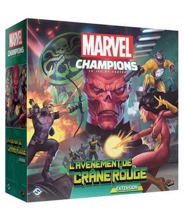 Marvel Champions - jeu de cartes ext. L'avènement de crâne rouge