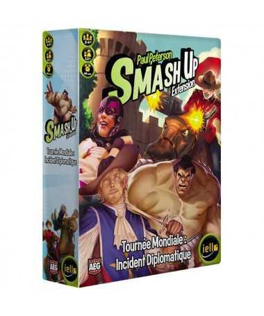 Smash Up ext. Tournée mondiale : Incident diplomatique