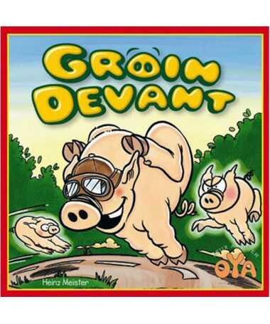 Groin Devant